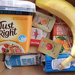 Light breakfast box thumbnail