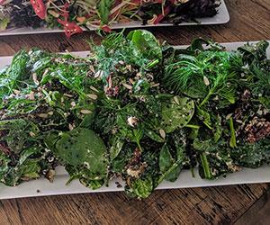 Rocket and Gorgonzola salad thumbnail