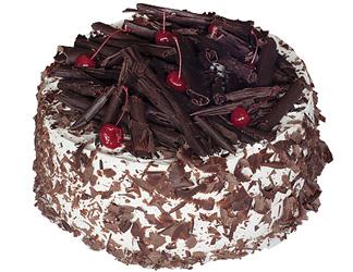 Black forest cake thumbnail