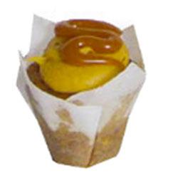 Banana caramel petite cake thumbnail