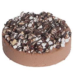 Rocky road cheesecake thumbnail