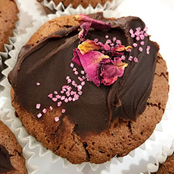 Chocolate and hazelnut cupcake thumbnail