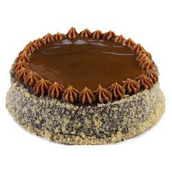 Caramel Chocolate Cake thumbnail