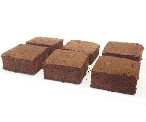 Gluten free brownie - 6 cm thumbnail