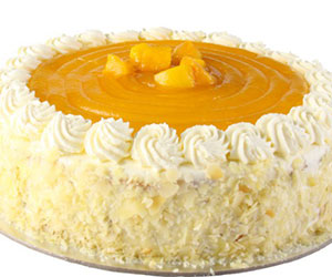 Mango Sponge Cake thumbnail