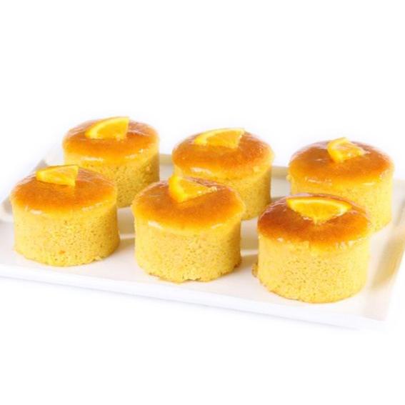 Flourless orange and almond cakes thumbnail