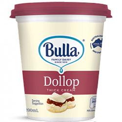 Dollop cream - 200ml thumbnail