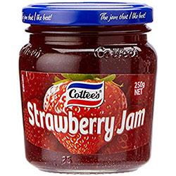 Strawberry jam - 250ml thumbnail