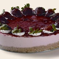 Strawberry cheesecake thumbnail