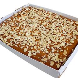Orange and almond slab thumbnail