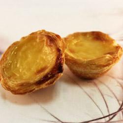 Portuguese tart thumbnail