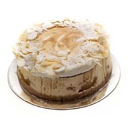 Caramel apple cheesecake thumbnail