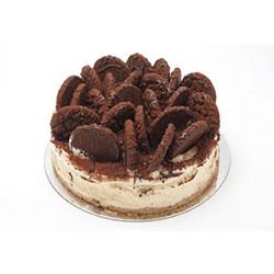 Chocolate crunch cheesecake thumbnail