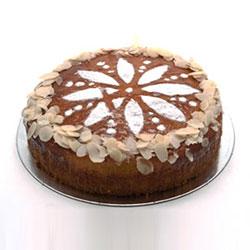 Flourless lemon cake thumbnail