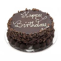 Happy birthday mud cake thumbnail
