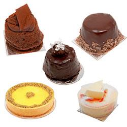 Individual cakes thumbnail