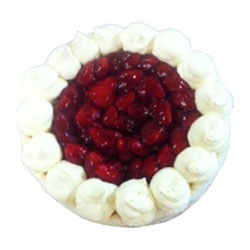 Strawberry duo cheesecake thumbnail
