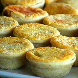 Meat pies - mini thumbnail
