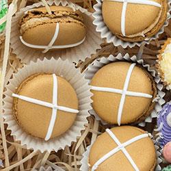 Easter macarons thumbnail
