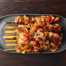 Chicken kebab thumbnail