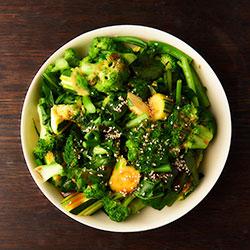 Steamed vegetables thumbnail