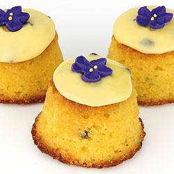 Gluten free passionfruit cake - mini thumbnail