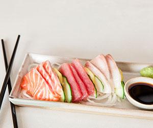 Sashimi tasting plate thumbnail