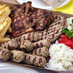 Mixed meat platter thumbnail