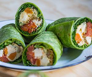 Breakfast wrap (Low Gluten) thumbnail
