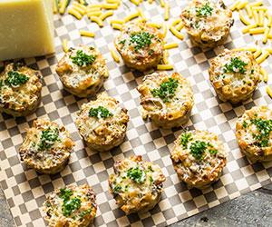 Mac and cheese tart thumbnail