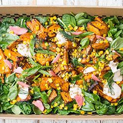 Sweet potato salad (Low Gluten) thumbnail