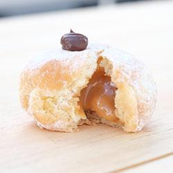 Dusted donuts - mini thumbnail