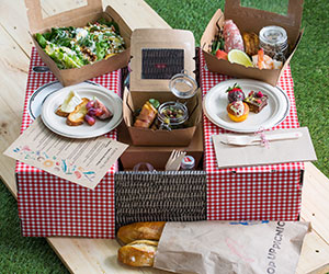 Hamper for 2 - The low gluten hamper thumbnail