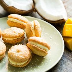 Coconut macaroon (Low Gluten) thumbnail
