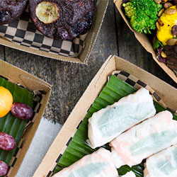 Vegan lunch package (Low Gluten) thumbnail