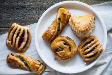Assorted Danish pastry - mini thumbnail