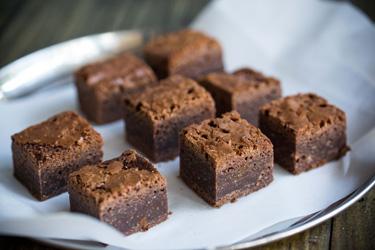 Brownies - mini (Low Gluten) thumbnail