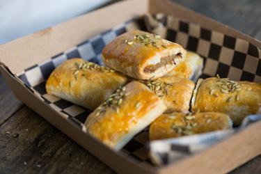 Party sausage rolls - mini thumbnail