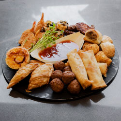 Hot food platter thumbnail