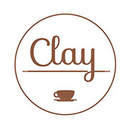 Clay Cafe Catering logo