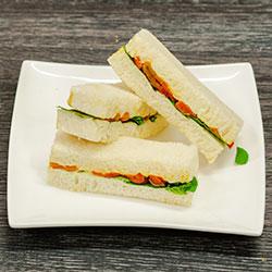 Gourmet finger sandwich  thumbnail