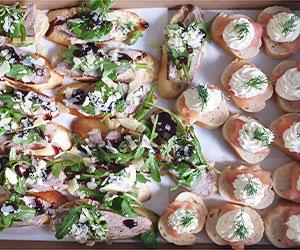 Crostini platter thumbnail