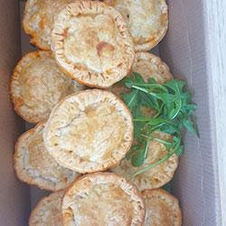 Gourmet pies thumbnail