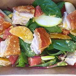 Crispy pork salad thumbnail