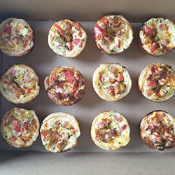 Breakfast quiche thumbnail