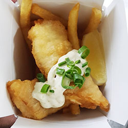 Fish and chips lunch box thumbnail