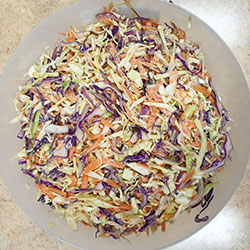 Coleslaw salad thumbnail