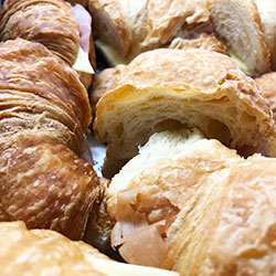 Freshly baked croissant - large thumbnail