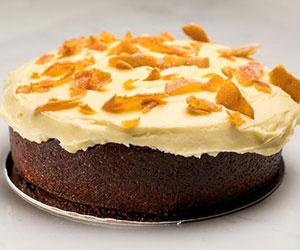 Orange and rosewater cake thumbnail