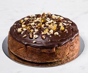 Ricotta and hazelnut cake thumbnail